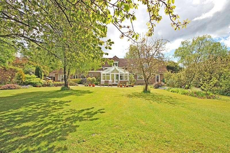 6 Bedrooms Detached House for sale in Tilebarn Lane, Brockenhurst