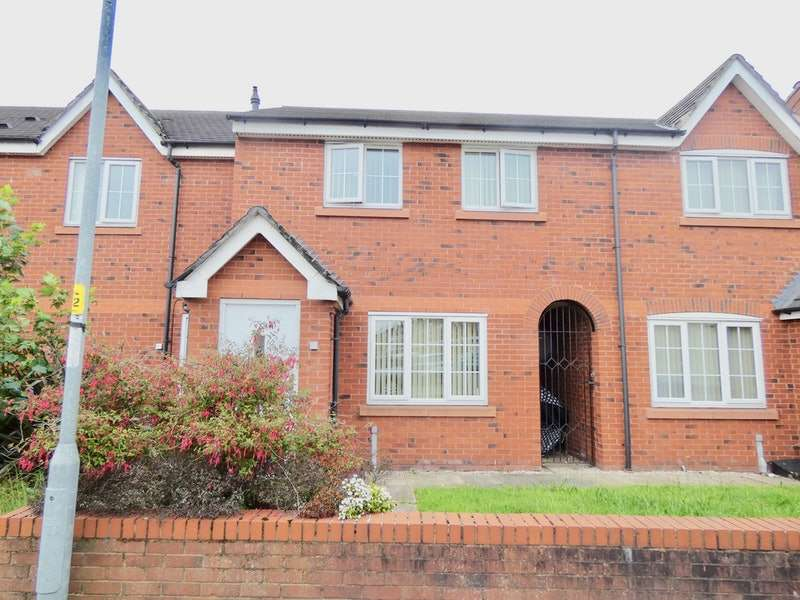 3 Bedrooms Terraced House for sale in Claude Street, Warrington, Cheshire, WA1