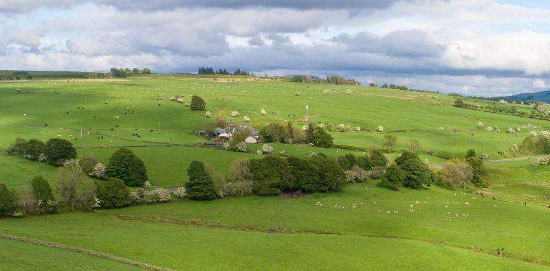 3 Bedrooms Farm Land Commercial for sale in New Cumnock, Ayrshire KA18