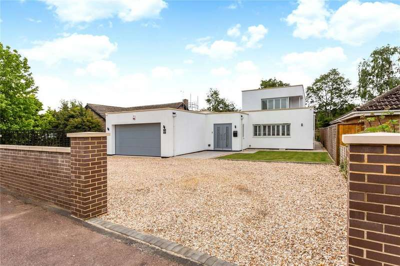 4 Bedrooms Detached House for sale in Albert Drive, Cheltenham, Gloucestershire, GL52