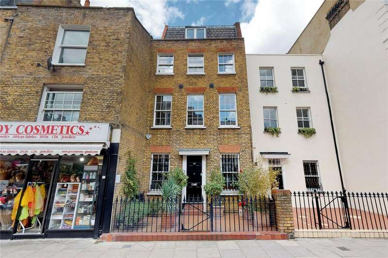 3 Bedrooms House for sale in Hoxton Street, London, N1