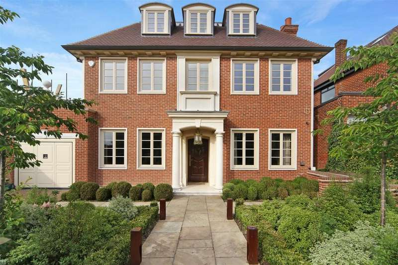 6 Bedrooms House for rent in Lambourne Avenue, Wimbledon, London, SW19
