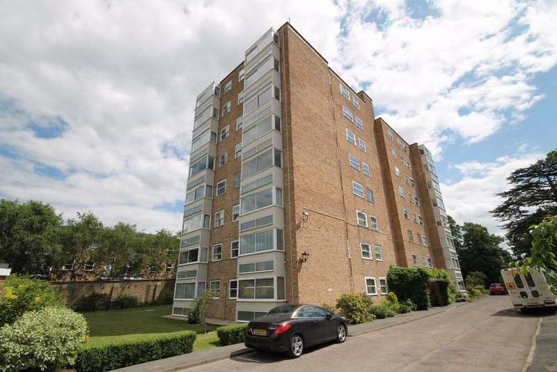 2 Bedrooms Flat for sale in Evesham Road, Pittville, Cheltenham, GL52