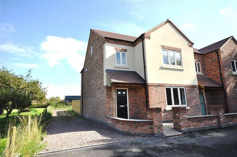 4 Bedrooms Detached House for rent in Goodacre Close, Willoughby on the Wolds, Loughborough