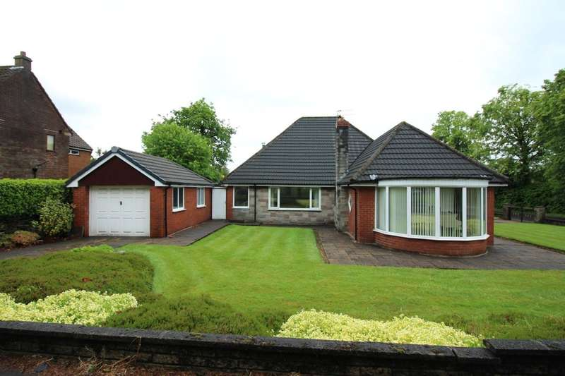 2 Bedrooms Detached Bungalow for sale in Longsight Road, Greenmount, Bury, BL8