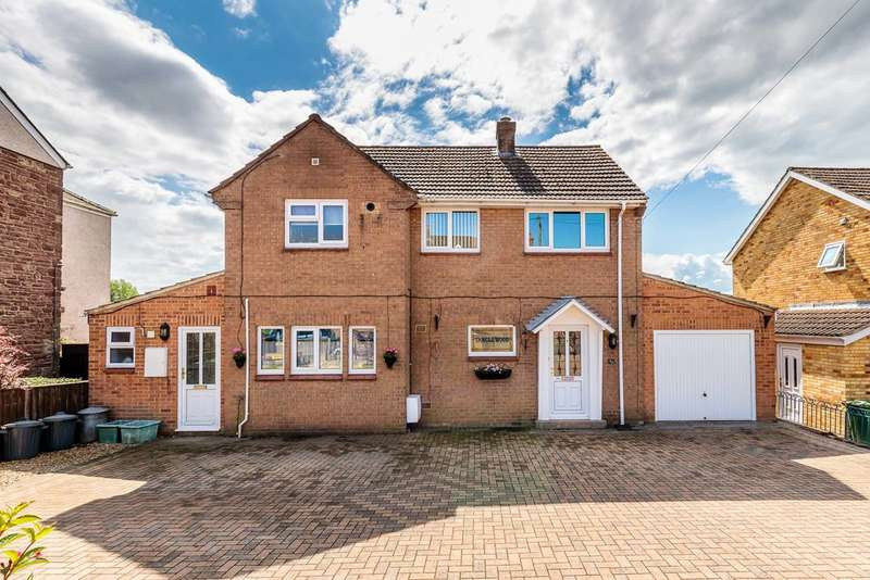 3 Bedrooms Detached House for sale in Tutnalls Street, Lydney