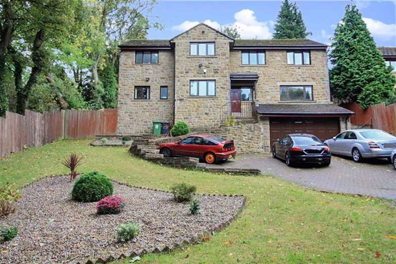 5 Bedrooms Detached House for sale in Ashleigh Dale, Birkby, Huddersfield