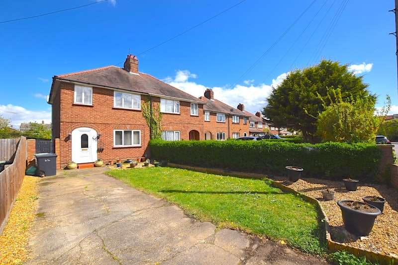 3 Bedrooms Semi Detached House for sale in St. Neots Road, Sandy, Bedfordshire, SG19