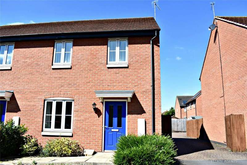 3 Bedrooms End Of Terrace House for sale in Vanessa Drive, Gainsborough, Lincolnshire, DN21