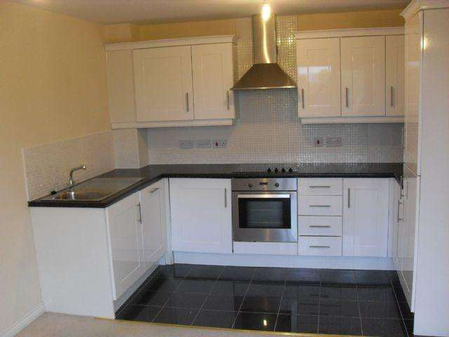 2 Bedrooms Apartment Flat for sale in Canalside, Radcliffe, Lancashire, M26 3BS