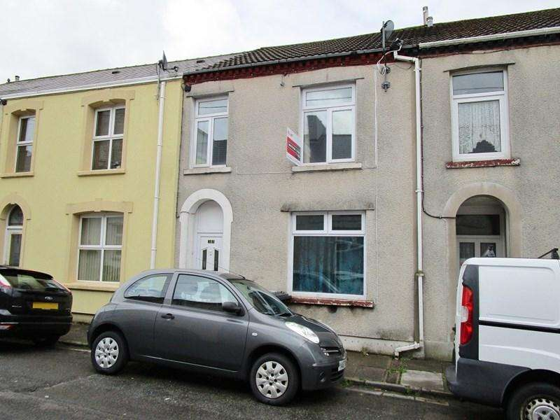 4 Bedrooms Terraced House for sale in Alexandra Street, Ebbw Vale