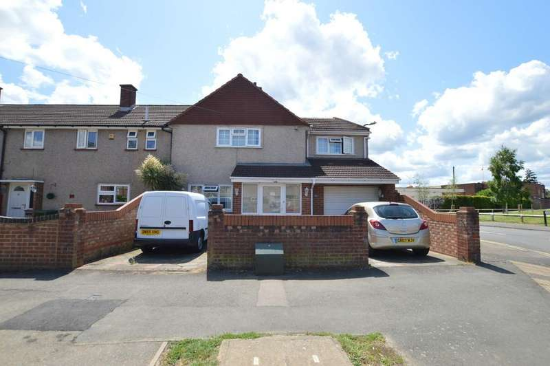 6 Bedrooms End Of Terrace House for sale in The Frithe, Slough