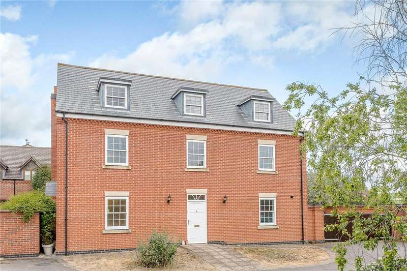 5 Bedrooms Detached House for rent in Paddock Court, Stanford On Soar, Loughborough, Leicestershire