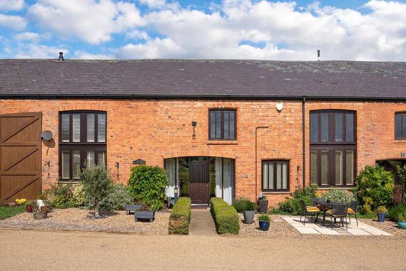 4 Bedrooms Unique Property for sale in Castle Barns, Bletsoe, MK44