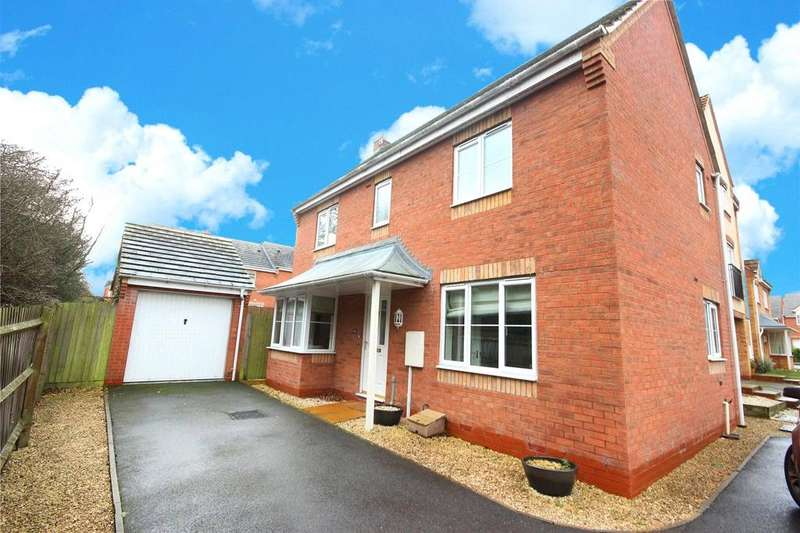 3 Bedrooms Detached House for sale in Thistley Close, Thorpe Astley, Braunstone, Leicester, LE3
