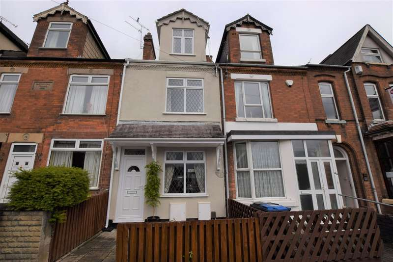 3 Bedrooms Terraced House for sale in Hill Street, Hinckley LE10
