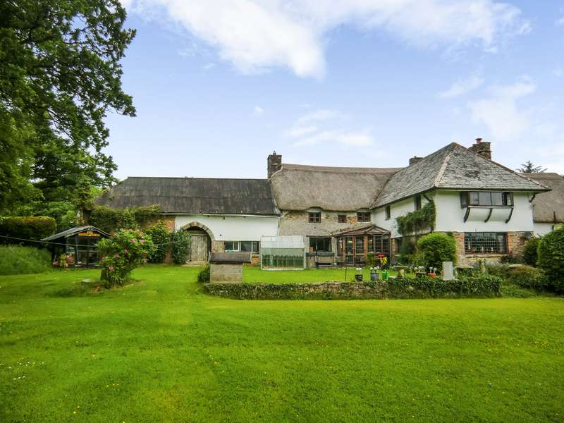 3 Bedrooms Property for sale in Arscott Ashwater Beaworthy Devon EX21 5DL