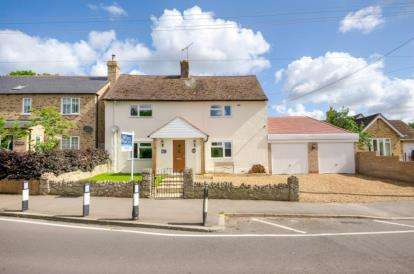 5 Bedrooms Detached House for sale in The Highway, Great Staughton, St. Neots, Cambridgeshire