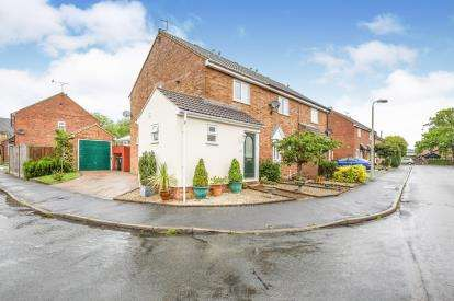 2 Bedrooms End Of Terrace House for sale in Stowmarket, Suffolk