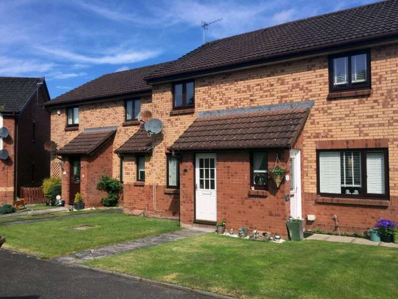 2 Bedrooms Terraced House for sale in Bennoch Place, Prestwick, South Ayrshire, KA9 2TG