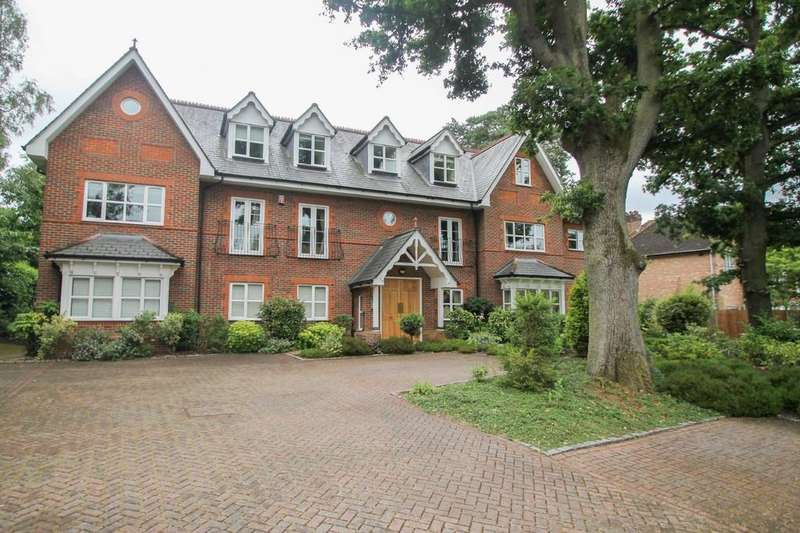 2 Bedrooms Apartment Flat for rent in Grenville Place, Camberley