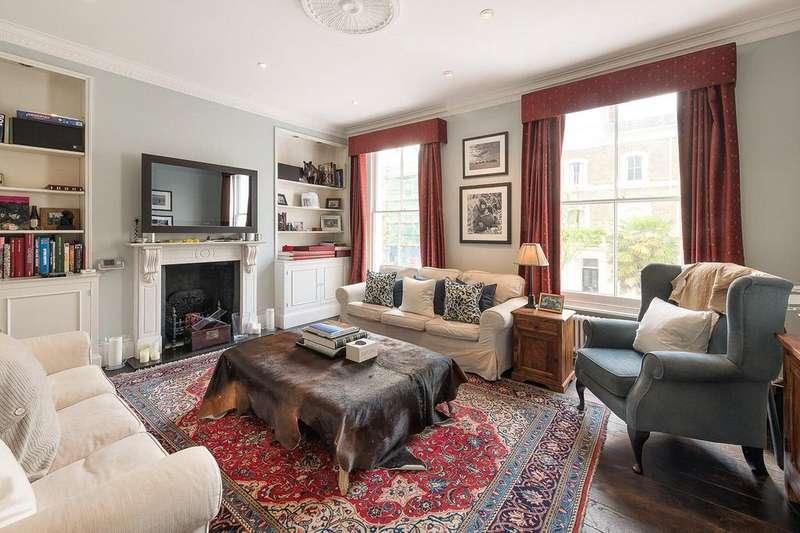 3 Bedrooms Flat for sale in Abingdon Road, Kensington, London