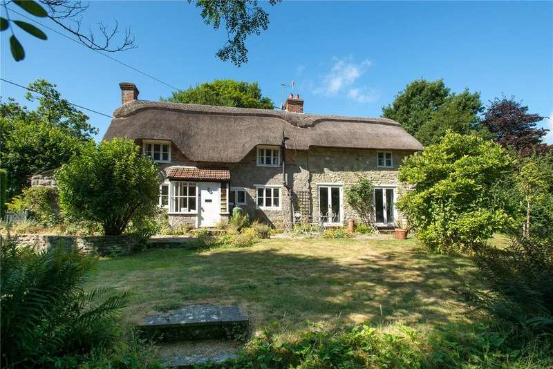 3 Bedrooms Detached House for sale in Milkwell, Donhead St. Andrew, Shaftesbury, Wiltshire, SP7