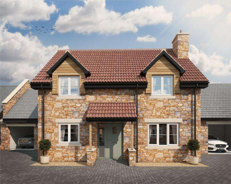 4 Bedrooms Link Detached House for sale in Character new home in a desirable village