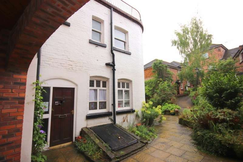 1 Bedroom Flat for sale in Cheshire Street, Audlem, Crewe, CW3