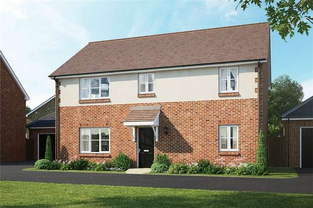 4 Bedrooms Detached House for sale in The Rutherford, Meadow Croft, Houghton Conquest