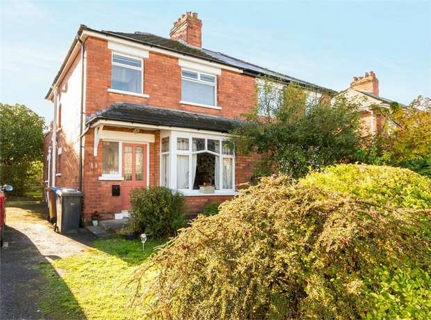 3 Bedrooms Semi Detached House for sale in Mount Merrion Drive, Belfast, County Down