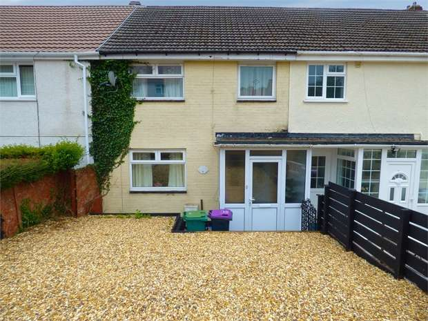 3 Bedrooms Terraced House for sale in Barn Close, Trevethin, Pontypool, Torfaen
