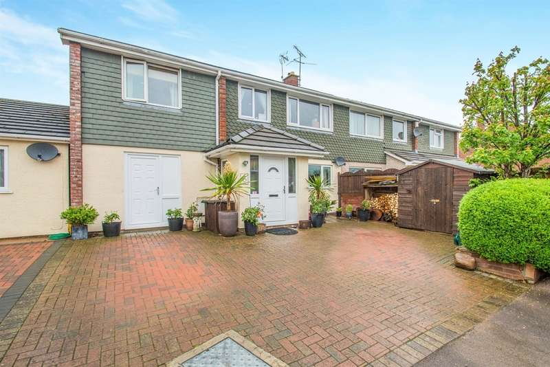 5 Bedrooms Semi Detached House for sale in Whitehill Close, Monmouth