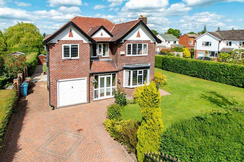4 Bedrooms Detached House for sale in Beechfield Road, Cheadle Hulme