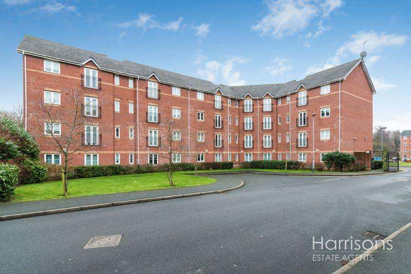 2 Bedrooms Apartment Flat for sale in Waterside Gardens, The Valley, Astley Bridge, Bolton, Lancashire. ***IDEAL INVESTMENT***