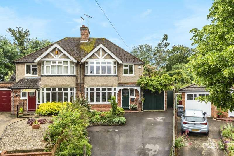 4 Bedrooms House for sale in Baydon Drive, Reading, RG1