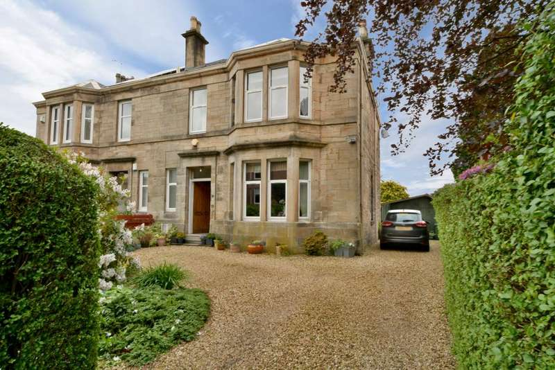 6 Bedrooms Semi Detached House for sale in 3 Corsebar Drive, Paisley, PA2 9QB