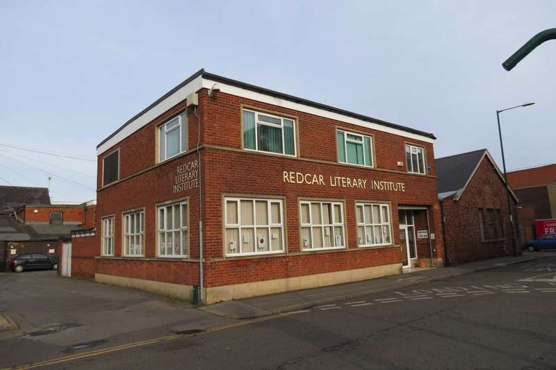 Mixed Use Commercial for rent in Redcar Literary Institute, Redcar