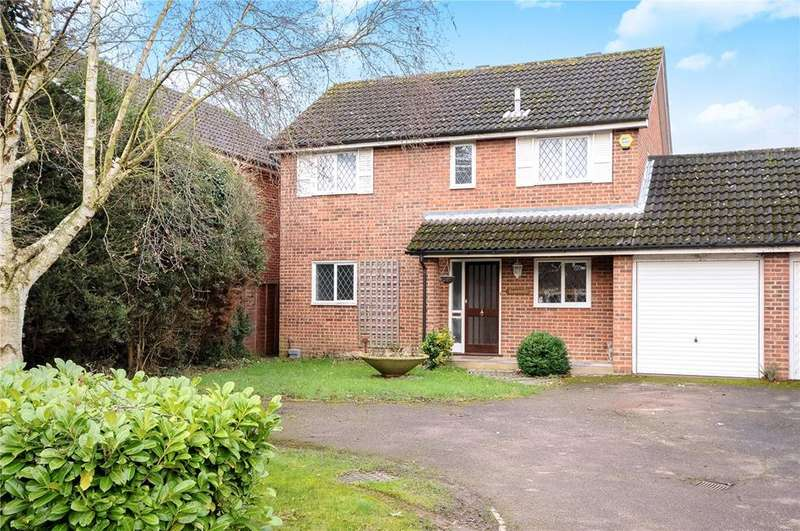 4 Bedrooms Detached House for rent in Springfield Park, Maidenhead, Berkshire, SL6