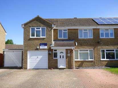 4 Bedrooms Semi Detached House for sale in Martock, Somerset, Uk