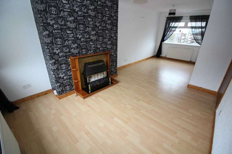 2 Bedrooms Terraced House for rent in Castle Place, New Cumnock