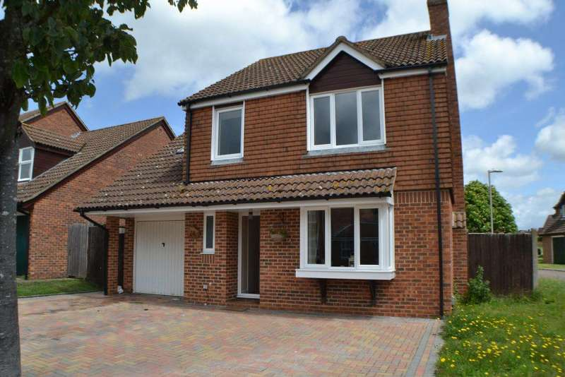 4 Bedrooms Detached House for sale in Agricola Way Thatcham