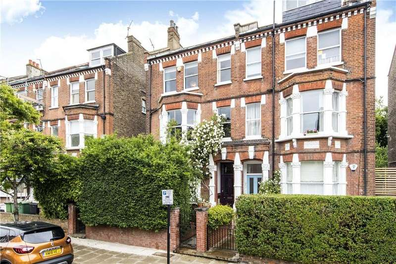 8 Bedrooms Semi Detached House for sale in Savernake Road, London, NW3