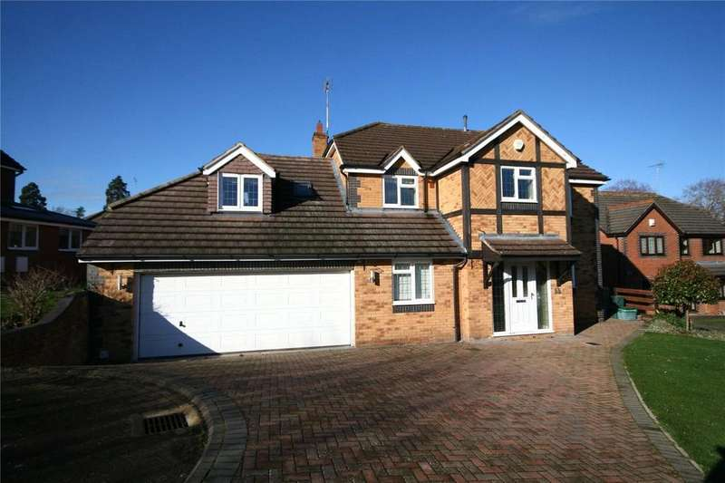 5 Bedrooms Detached House for sale in Redgrove Park, Cheltenham, GL51