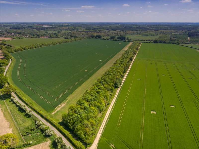 Land Commercial for sale in Nr Thetford, Norfolk