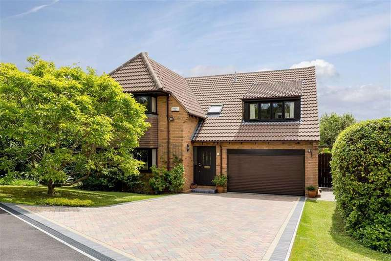 4 Bedrooms Detached House for sale in The Grange, Long Acres Close, Bristol
