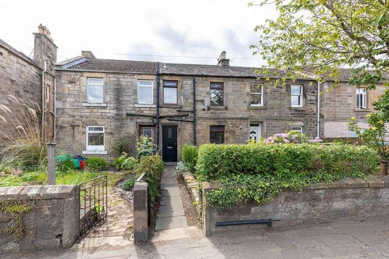 2 Bedrooms Terraced House for sale in Lanark Road West, Currie, Edinburgh, EH14 5NZ