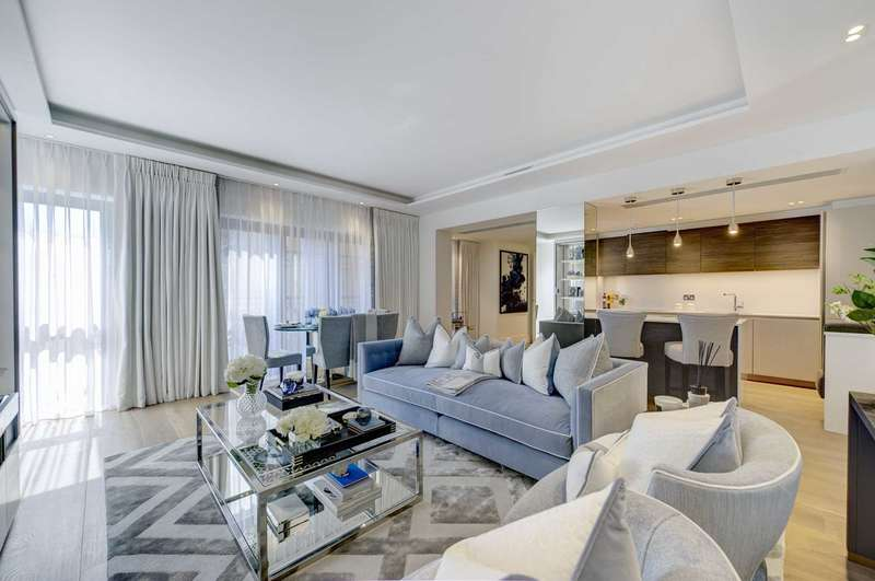 2 Bedrooms Apartment Flat for sale in Kensington Gardens Square, Bayswater W2