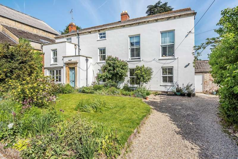 4 Bedrooms Unique Property for sale in Hill Road, Dursley, GL11