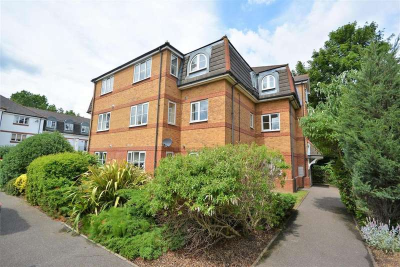 2 Bedrooms Apartment Flat for sale in Chaucer Way, London